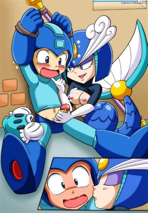 Rule 34 Bondage Cum Kissing Mega Man Mega Man Character