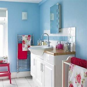 52 best guest bathroom 50s or nautical style images on With raspberry bathroom paint