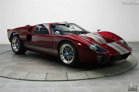 Luxury Cars Ford Superformance Gt40 Mk Ii Today 165000