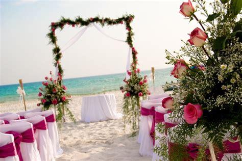 panama city beach weddings fl beach weddings resort