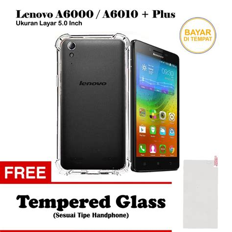 Softcase Anti Air aimi ultrathin anti jamur for lenovo k3 a6000 jelly