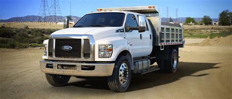 2019 Ford® F650 & F750 Truck  Medium Duty Work Truck