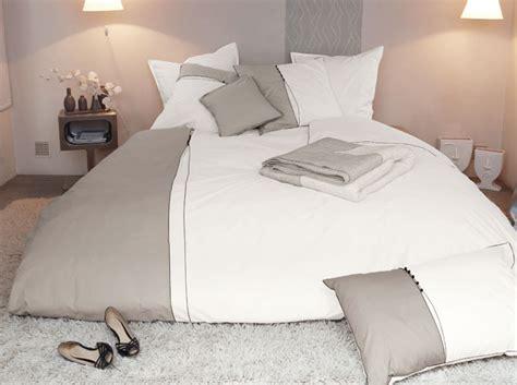 le linge de lit donne le ton d 233 coration