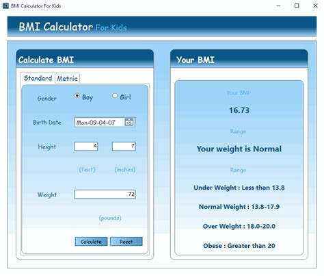 Super Morbidly Obese Weight Bmi Chart