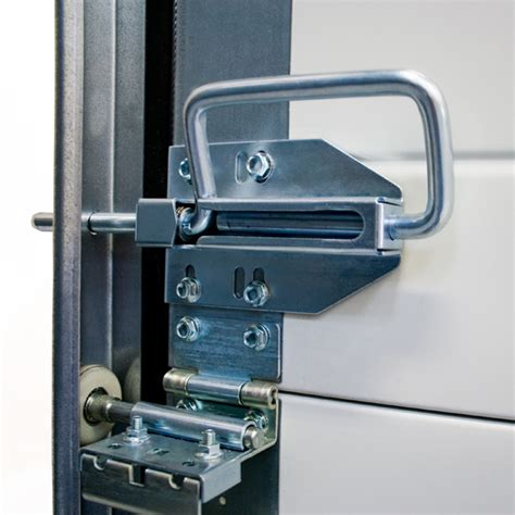 verrou porte de garage verrou manuel pour porte de garage sectionnelle porte sectionnelle