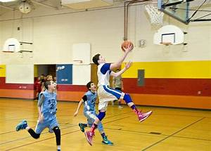 8th-grade boys basketball team places 2nd in home ...