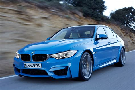 Bmw M3 Price by 2014 Bmw M3 And M4 Us Pricing Announced