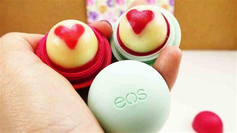 lipbalm selber machen eos lipbalm mit herz eos diy lippenpflege mit herz selber machen sweet mint