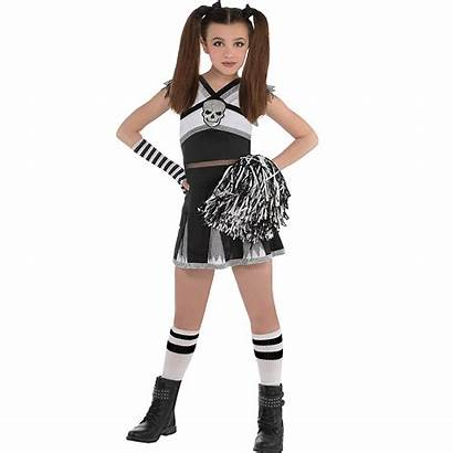 Cheerleader Costumes Halloween Costume Zombie Rebel Ra