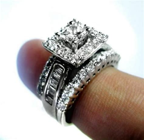 gold wedding rings princess cut engagement rings zales