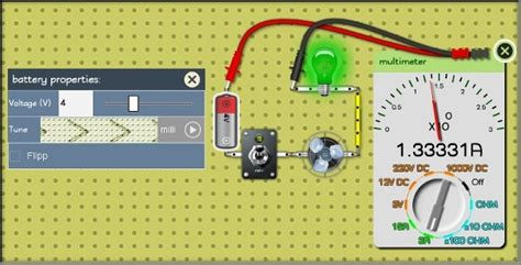 Online Design Simulation Tools For Electrical