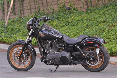 2016 Harley Low Rider S First Ride Review