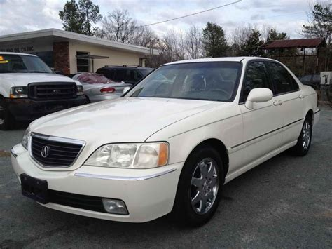 1999 acura rl information and photos zombiedrive