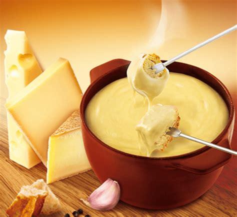 la cuisine des saveurs fondue aux 3 fromages président