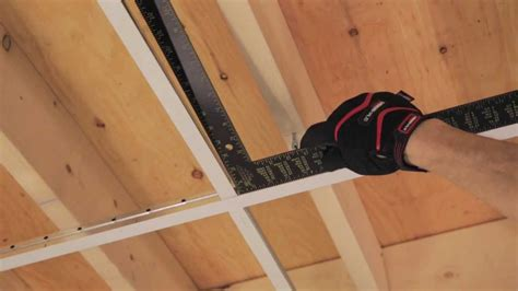 rona   install suspended ceiling youtube