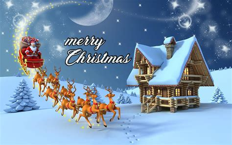 Merry Christmas Hd Wallpapers & New Images  My Site