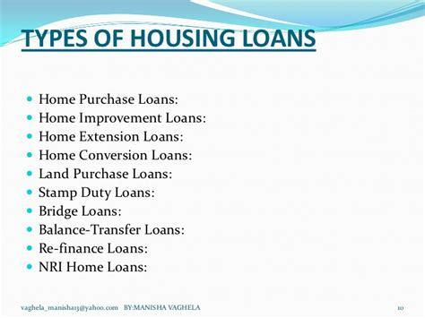 Differences Between Housing-loans Provided By Sbi And Hdfc