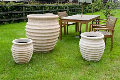 different types of large garden pots decorifusta