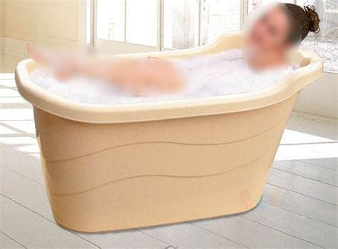 portable bath tub bathtub affordable soaking bath tub portable and durable