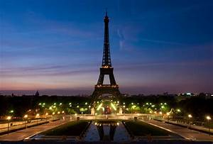 Wallpaper Eiffel Tower At Night Gallery - Wallpaper And ...