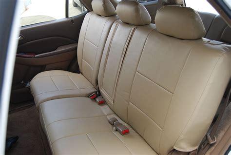 acura mdx 2007 2013 iggee s leather custom fit cubierta de