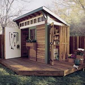 Tool Shed Plan : Building A Storage Shed 7 Fundamental
