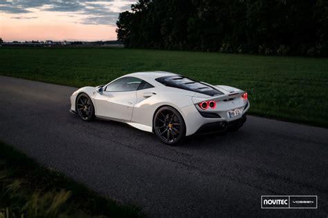 Ferrari f12 berlinetta shines with black hre wheels gtspirit. FERRARI F8 TRIBUTO - NOVITEC X VOSSEN SERIES: NF9 - Vossen ...