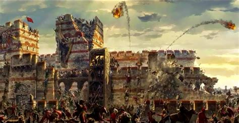 siege de constantinople turkey antiquity the byzantine empire and the