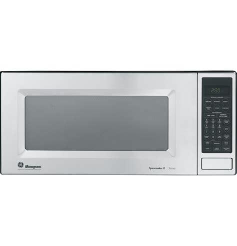 zemsf ge monogram microwave oven  monogram collection