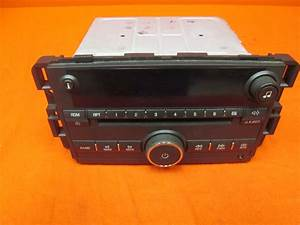Saturn Fujitsu Ten Radio Am Fm 6 Disc Cd Player