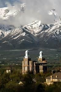 LDS Temple Logan Utah