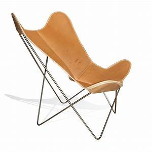 Hardoy Butterfly Chair : hardoy butterfly chair leather honey original weinbaums ~ Sanjose-hotels-ca.com Haus und Dekorationen
