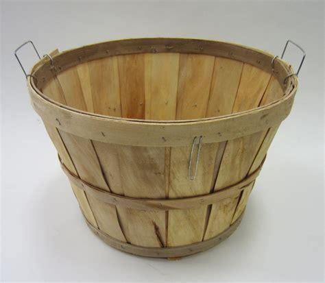 bushel basket wwire handles  gershel brothers