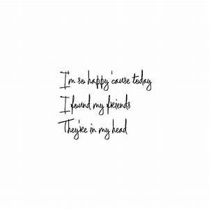 Nirvana Lyric Q... Nirvana Friend Quotes
