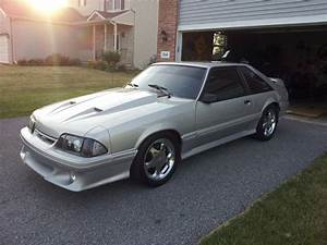 Supercharged Silver 93 Gt For Sale, More Cobra Than Gt | Mustang Forums at StangNet