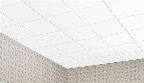 faux plafond en dalle maison travaux
