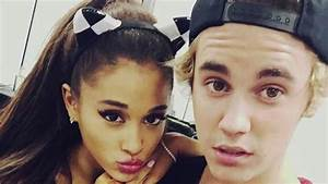 Justin Bieber and Ariana Grande Debut A New Duet