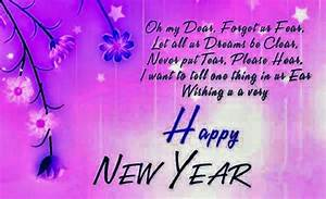 Happy New Year 2016 Poems Sayings Images HD Wallpapers ...