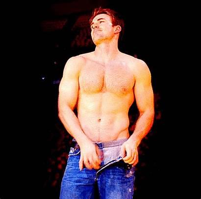 Evans Chris America Captain Gifs Celebrity Shirtless