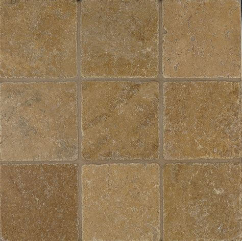 noce tumbled travertine tumbled travertine noce 6x6