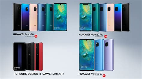 huawei unveils   mate  series  leica powered