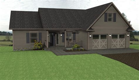 simplicity country lake house plan    house plan site