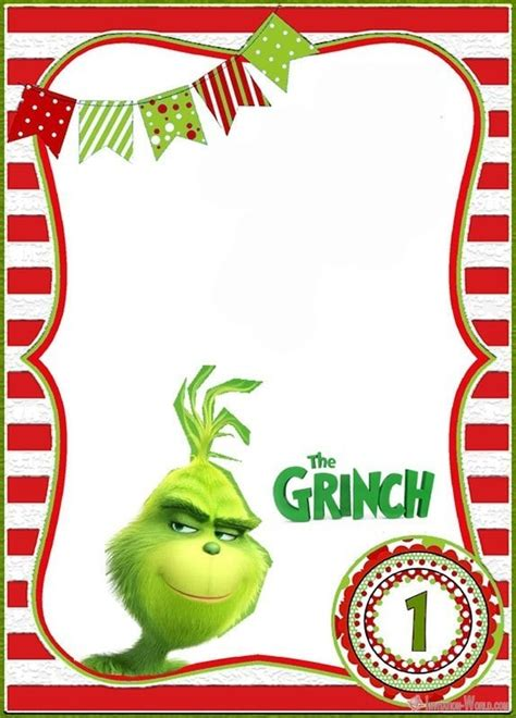 grinch  invitation cards invitation world