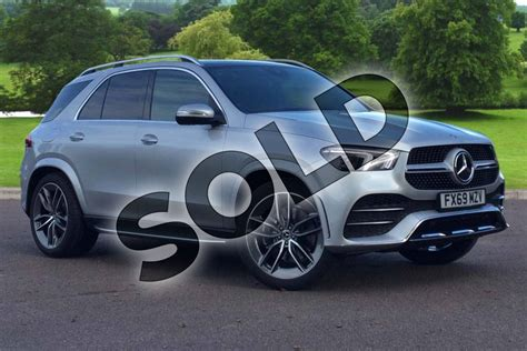 One of the breathtaking vehicles presented at iaa 2019. Mercedes-Benz GLE Diesel GLE 400d 4Matic AMG Line Prem + 5dr 9G-Tron (7 St) for sale at Mercedes ...