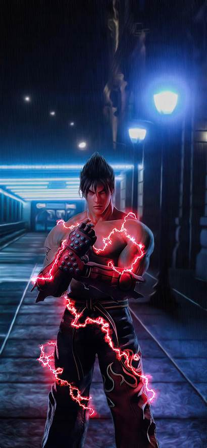 Tekken Jin Kazama 4k Wallpapers Iphone Games