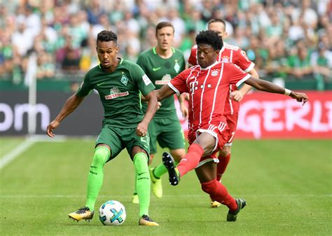 Sv werder bremen ii is the reserve team of sv werder bremen. Bayern Munich host Werder Bremen on Bundesliga matchday 19