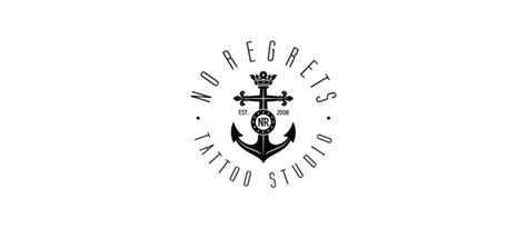 cool anchor logo designs  inspiration hative