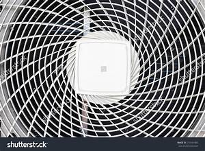 Air Conditioner Fan Background Stock Photo 210161485 ...
