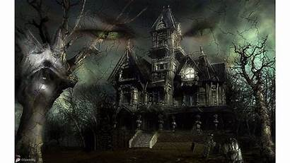 Halloween Scary 4k Background Spooky Wallpapers Happy