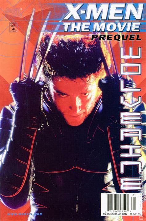 wolverine movie prequel 2000 movies comic marvel books wikia fandom 1b issue